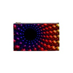 Fractal Mathematics Abstract Cosmetic Bag (small)
