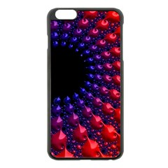 Fractal Mathematics Abstract Apple Iphone 6 Plus/6s Plus Black Enamel Case by Amaryn4rt