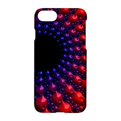 Fractal Mathematics Abstract Apple Iphone 7 Hardshell Case by Amaryn4rt