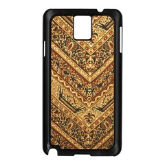 Batik Pekalongan Samsung Galaxy Note 3 N9005 Case (black)