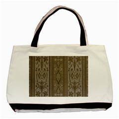 Cool Wall Bedroom Basic Tote Bag (two Sides) by AnjaniArt
