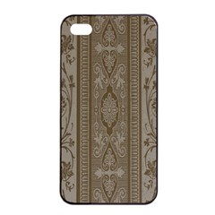 Cool Wall Bedroom Apple Iphone 4/4s Seamless Case (black) by AnjaniArt