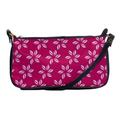 Flower Roses Shoulder Clutch Bags
