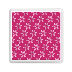 Flower Roses Memory Card Reader (square)  by AnjaniArt