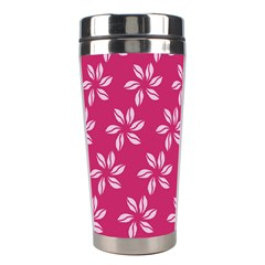 Flower Roses Stainless Steel Travel Tumblers by AnjaniArt