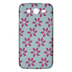 Flowers Fushias On Blue Sky Samsung Galaxy Mega 5 8 I9152 Hardshell Case