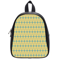 Green Yellow School Bags (small)