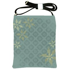 Shadow Flower Shoulder Sling Bags