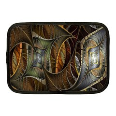 Mosaics Stained Glass Netbook Case (medium)  by AnjaniArt