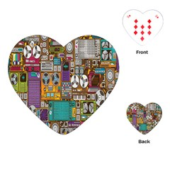 Rol The Film Strip Playing Cards (heart)