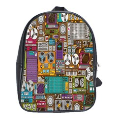 Rol The Film Strip School Bags (xl)