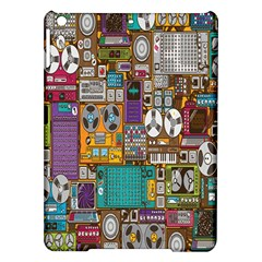 Rol The Film Strip Ipad Air Hardshell Cases by AnjaniArt