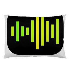 Audiobus Pillow Case (two Sides)