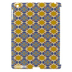 Arabesque Star Apple Ipad 3/4 Hardshell Case (compatible With Smart Cover)
