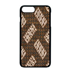 Batik Cap Truntum Kombinasi Apple Iphone 7 Plus Seamless Case (black) by Jojostore