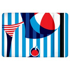 Blue Sea Ipad Air Flip by Jojostore