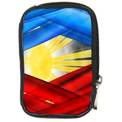 Blue Red Yellow Colors Compact Camera Cases by Jojostore