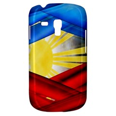 Blue Red Yellow Colors Galaxy S3 Mini by Jojostore