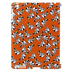 Cat Hat Orange Apple Ipad 3/4 Hardshell Case (compatible With Smart Cover)