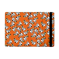 Cat Hat Orange Ipad Mini 2 Flip Cases