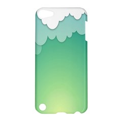 Clouds Apple Ipod Touch 5 Hardshell Case by Jojostore