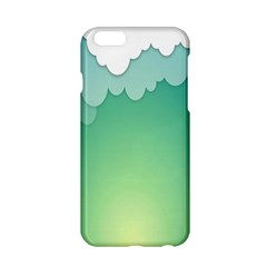 Clouds Apple Iphone 6/6s Hardshell Case by Jojostore