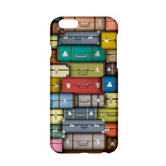 Colored Suitcases Apple Iphone 6/6s Hardshell Case by Jojostore