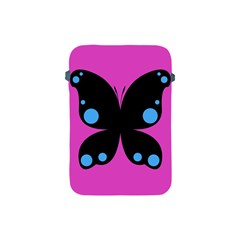 First Butterfly Pink Apple Ipad Mini Protective Soft Cases by Jojostore