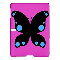 First Butterfly Pink Samsung Galaxy Tab S (10 5 ) Hardshell Case