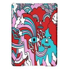 Face Mask Sinister Ipad Air Hardshell Cases by Jojostore