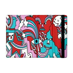 Face Mask Sinister Ipad Mini 2 Flip Cases