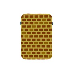 Tessellated Rectangles Lined Up As Bricks Apple Ipad Mini Protective Soft Cases