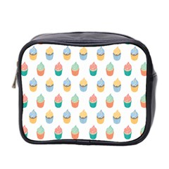 Cup Cake Mini Toiletries Bag 2 Side