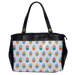 Cup Cake Office Handbags by Jojostore