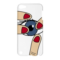 Poke Apple Ipod Touch 5 Hardshell Case