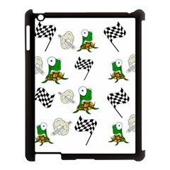 Speed Apple Ipad 3/4 Case (black) by Valentinaart