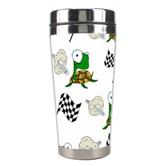 Speed Stainless Steel Travel Tumblers by Valentinaart