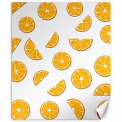 Oranges Canvas 8  X 10  by Valentinaart