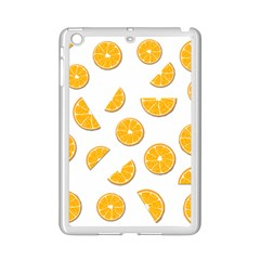 Oranges Ipad Mini 2 Enamel Coated Cases by Valentinaart
