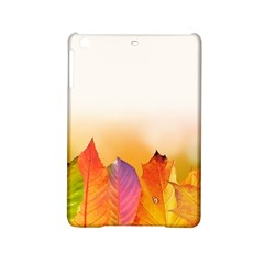 Autumn Leaves Colorful Fall Foliage Ipad Mini 2 Hardshell Cases by Amaryn4rt