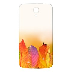 Autumn Leaves Colorful Fall Foliage Samsung Galaxy Mega I9200 Hardshell Back Case