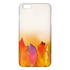 Autumn Leaves Colorful Fall Foliage Iphone 6 Plus/6s Plus Tpu Case by Amaryn4rt