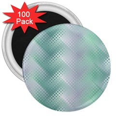 Background Bubblechema Perforation 3  Magnets (100 Pack)