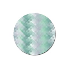 Background Bubblechema Perforation Magnet 3  (round) by Amaryn4rt