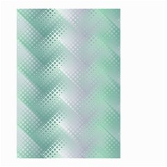 Background Bubblechema Perforation Small Garden Flag (two Sides)