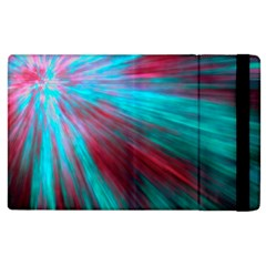 Background Texture Pattern Design Apple Ipad 2 Flip Case by Amaryn4rt