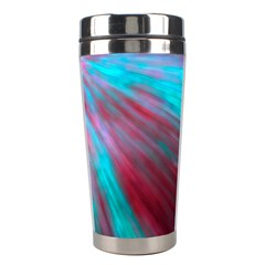 Background Texture Pattern Design Stainless Steel Travel Tumblers by Amaryn4rt
