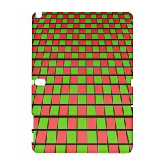 Green Red Box Galaxy Note 1 by Jojostore