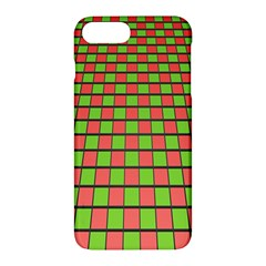 Green Red Box Apple Iphone 7 Plus Hardshell Case