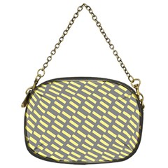 Yellow Washi Tape Tileable Chain Purses (one Side)  by Jojostore